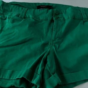Pants - Green torrid shorts size 20